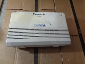 Panasonic Kx ta824 Advanced Hybrid System Phone Pbx missing Cover