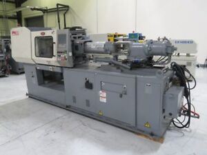 Nissei Used Ps60 9a Injection Molding Machine 72 Us Ton 3 04 Oz Zag 8269