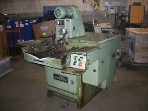 Sunnen Mbc 1803 Honing Machine With Power Stroke