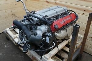 8 3l V10 Engine Dropout Assembly Dodge Viper Srt 10 2005 06