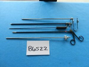 Storz R Wolf Surgical Laparoscopic Instruments Lot Of 5