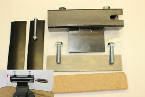Knife Vise Knifemakers Vise Knife Making Vise You Build It