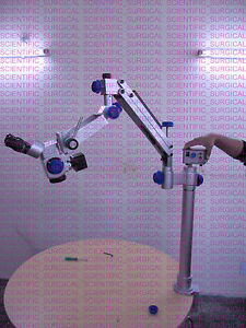 5 Step Portable Operating Microscope Ophthalmology Ophthalmic Equipment