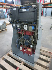 Russelectric Rtbd 4003ce 400a 277 480v Automatic Transfer Switch 400 Amp Ats 3ph
