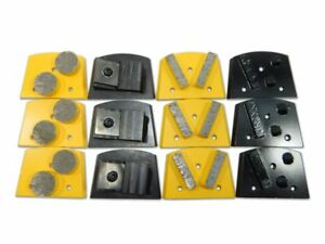 Edco M104 Multi Tooling Package 12 Pack Soft Concrete Dyma Magna Pcd
