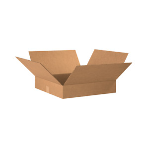 20x20x4 Shipping Boxes 20 Or 40 Pack Packing Mailing Moving Storage