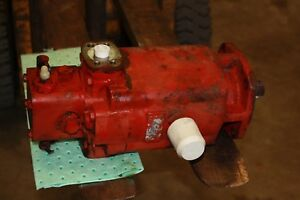 Case Ih Combine 2388 Transmission Drive Motor 5433 141 No Core Charge