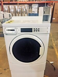Coin Or Card Operated Maytag Front Load Washer Mhn30