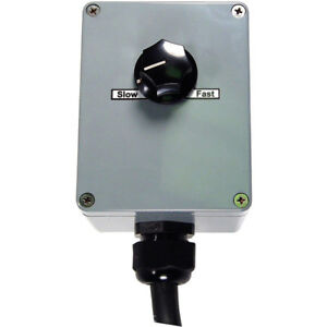 COXREELS 20870 12 Volt DC Electric Motor Variable Speed Controller