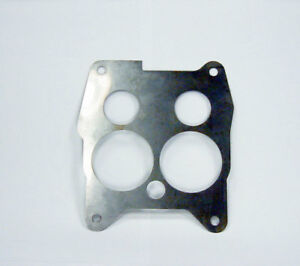 Stainless Steel Metal Baffle Plate Rochester Quadrajet Carburetor 67 69 Cadillac