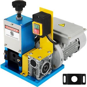 Portable Powered Electric Wire Stripping Machine Complete Specifications