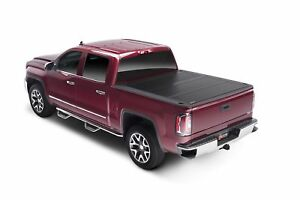 Bakflip Fibermax Truck Tonneau Cover For 09 18 Ram 1500 5ft 7in W Rambox