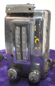 1949 1950 Chevy Gm 4849 Old Vintage Classic Factory Car Radio