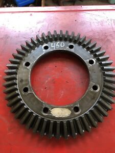 Farmall 450 Rowcrop Tractor Main Transmission Ring Differential Gear