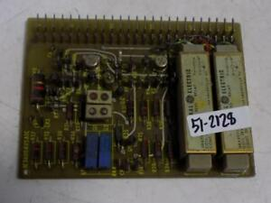 Ge Printed Circuit Board Ic3600avsa1c