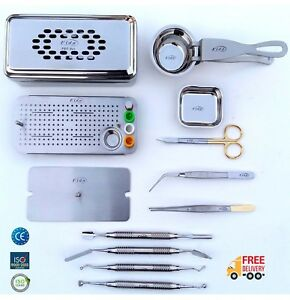 Prf Box System Platelet Rich Fibrin Dental Implant Surgery Prf Instruments Box