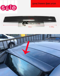 Ph Rear Window Roof Spoiler Part For Mazda Mx5 Miata Nd Rf Gv Wing Frp Lip