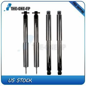 Full Set Front Shocks And Rear Struts For 1994 1998 Jeep Grand Cherokee