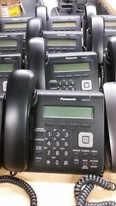 Panasonic Office Phone black Corded