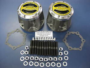 Warn 29091 4wd Manual Locking Hubs 94 00 For Nissan Pickup Frontier Lockout Axle