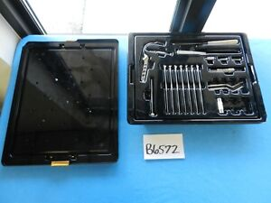 Acufex Surgical Orthopedic Acl Instrument Set W Case