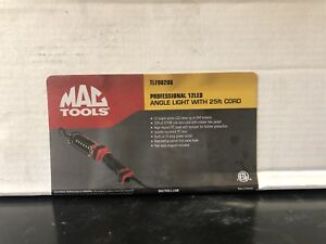 Mac Tool Angle Light Tlf98206 25ft Cord New