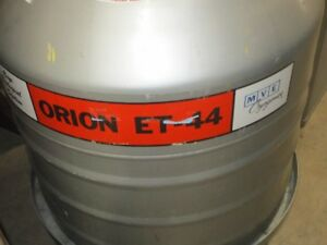 Mve Cryogenics Orion Et 44 Liquid Nitrogen Cryogenic Dewar Container Tank