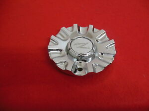 Zinik Custom Wheel Center Cap Chrome Finish Z15 Ms cap z170