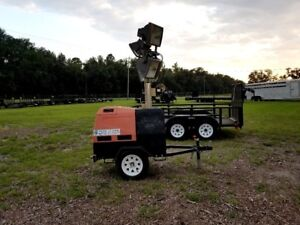New 2017 Grandwatt 4va4000xd 0701 Diesel Engine Portable Towable Light Tower