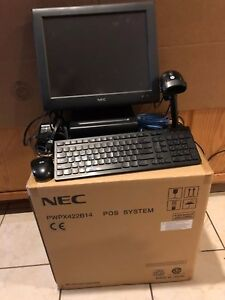 Nec Pos W Quickbooks Pos Installed 15 Touch Screen thermal Receipt Printer