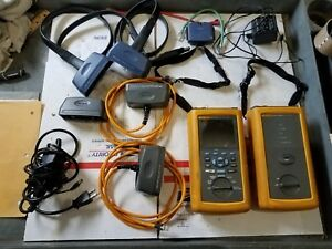 Fluke Dsp4000 Cable Analyser