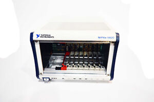 National Instruments Ni Pxie 1062q 8 slot Quiet Up To 3 Gb s Pxi Chassis