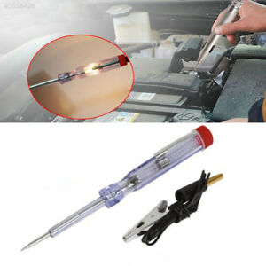 4cdf Car Voltage Circuit Tester Pen 6v 12v 24v Probe Test Auto Repair Tools