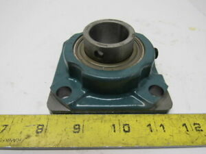 Dodge 124045 1 3 16 Bore 4 Bolt Flange Mount Ball Bearing