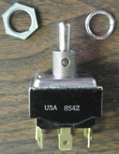 Cutler hammer Toggle Switch On Maintained To Center Off To On Momentary Lot Of 5
