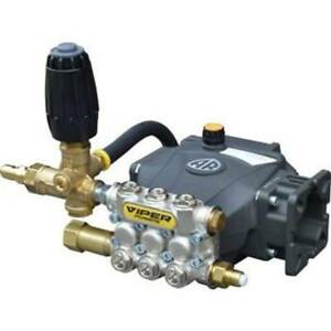 Ar Viper Vv4g42g Pump Made Ready Fully Plumbed Pump 4 Gpm 4200 Psi W unloader