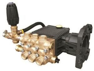 General Ez4040g Pump Made Ready Fully Plumbed Pump 4 Gpm 4000 Psi W unloader