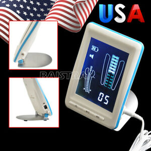 Dental Endodontic Root Canal Meter Apex Locator Lcd Woodpecker Style Instrument