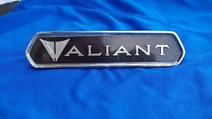 1963 Plymouth Valiant Hood Emblem Part 2276297