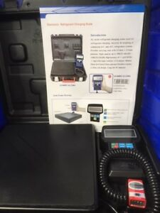 Mt1402 Santech Digital A c Refrigerant Freon Scale