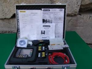 Damalini Easy Laser 12 0279 Shaft Measurement And Alignment Great Shape