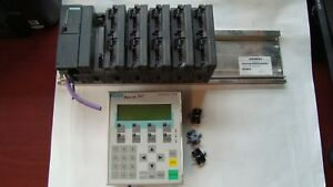 Siemens S7 300 Universal Controllers With Simatic Op7 Panel Mountain Kit