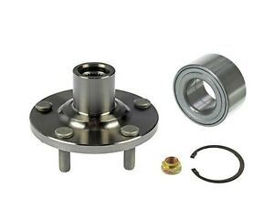 Front Wheel Hub Bearing Kit Fits Toyota Camry Highlander 4cyl Only With Nut Clip
