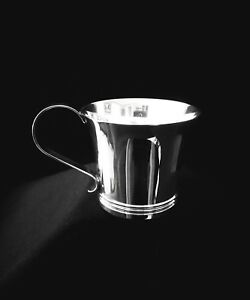 Vintage Tiffany Co Sterling Silver Paul Revere Baby Cup 52 Grams