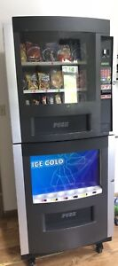 Rc 800 Vending Machines Snacks And Soda pop Candy Combo Works Good i Have 4