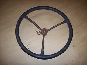 Farmall Cub Ih Steering Wheel