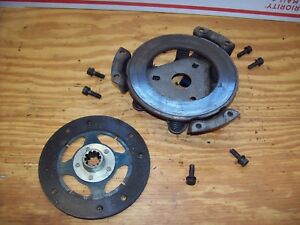Farmall Cub Ih Clutch Assembly And Pressure Plate