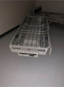 2 Adjustable Hospital Beds Hill Rom Centra Gently Used By Students Pick Up