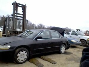 2000 Honda Accord Automatic Transmission 799537