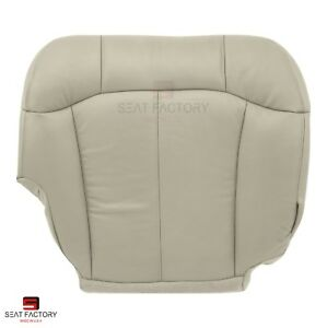 2000 2001 2002 Chevy Suburban 2500 Passenger Bottom Tan Vinyl Replacement Cover